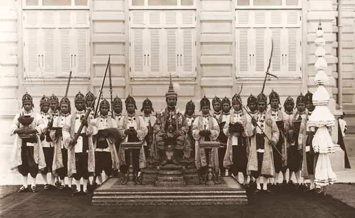 royal-ceremony-Rama-VII
